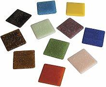 Rayher Hobby 1453149 Glas-Mosaiksteine, Artdecor,