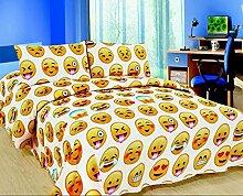 Emoji Bettwäsche Günstig Bei Lionshome Kaufen