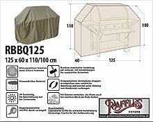 RBBQ125 Schutzhülle für Gasgrill, Gasgrillküche, Grillwagen Wetterschutzhülle für Grill, Abdeckplane BBQ