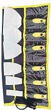 RBN 530999Federmäppchen 6Messer Spachtel gelb