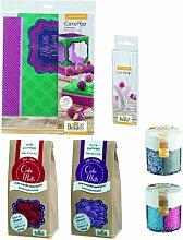 RBV Birkmann 999220 Backset Starter Kit Dekoration für Cake Pops