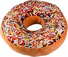 Rcool Donut-Kissen, cooles kreatives weiches