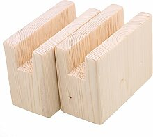 RDEXP 2 cm Breite Groove Holz Bett Schreibtisch