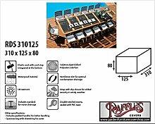 RDS310125 Schutzhülle für Gartenmöbelset oder