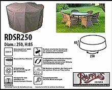 RDSR250 Abdeckung Gartenmöbel Schutzhülle für