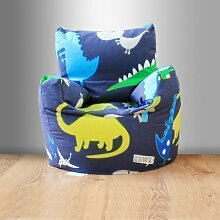 Ready Steady Bed Sitzsack Dinosaurier