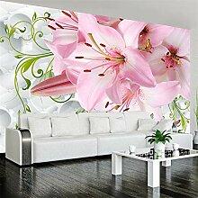 REAGONE Wanddekoration Romantische rosa