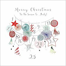 Real & Exciting Designs Weihnachten Karte