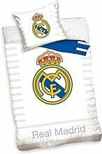 Real Madrid Bettwäsche, Baumwolle, Mehrfarbig,