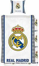 Real Madrid Bettwäsche Vereinswappen Fußball Fan