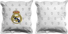 Real Madrid CF Schutzhülle Kissen Wappen 60 x 60