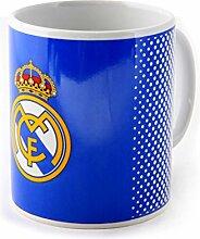 Real Madrid FC Blau Weiß verblassen Fußball