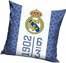 Real Madrid Kissen mit Reißverschluss, 100%