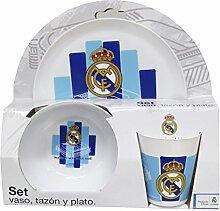 Real Madrid Set-frühstück 1902 Blue