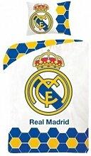 Real Madrid Single Duvet Set WHM