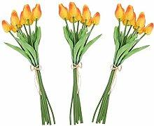 Real-Touch Künstliche Tulpe Blume PU Gefälschte