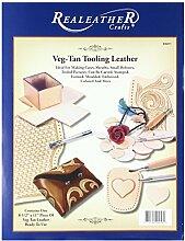Realeather Crafts Werkzeuge Leder 21,6x 27,9cm