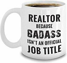 Realtor Gifts - Funny Realtor Mug - Real Estate