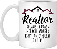 Realtor Miracle Worker Job Title Real Estate Agent