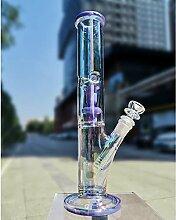 REANICE 14.5mm Ice Bongs Glas Wasser Bong Lila