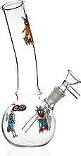 REANICE Beaker Bongs 14.5mm Glas Wasser Rauchen