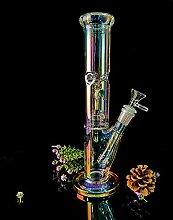 REANICE Eisbong Glas Wasser Percolator Vorkühler