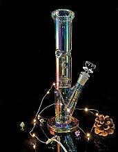 REANICE Glas Wasser Percolator Eisbong