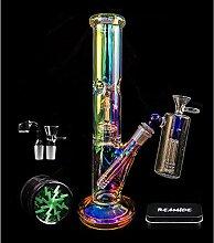 REANICE Hoch Eisbong Glas Wasser Percolator