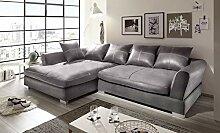 Reboz Big Sofa Ecksofa Kunstleder in Verschiedenen