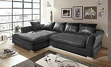 Reboz Big Sofa Ecksofa Webstoff in verschiedenen