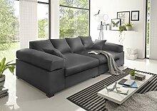 Reboz Big Sofa weiß grau beige braun schwarz
