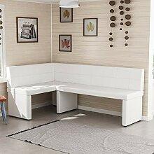 Reboz Eckbank Küchenbank 128 x 168 cm aus