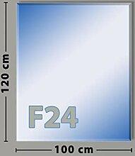 Rechteck F24 Funkenschutzplatte - Glasplatte aus
