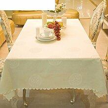 Rechteck,Tischdecke/Stoffe,Europäisch,Western,Tabelle Tuch/Hotel Tischdecke-A 160x160cm(63x63inch)