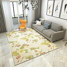 Rechteckige Teppich Moderne minimalistischen