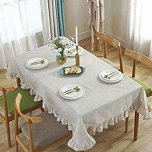 Rechteckige Tischdecke Für Buffets, Hochzeiten,