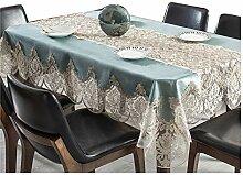 Rechteckige Tischdecke Für Wohnzimmer, Dicken