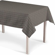 Rechteckige Tischdecke, rosa-schwarz , 130 × 130