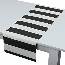 Tischläufer Schwarz Weiß tischläufer schwarz weiß günstig online kaufen | lionshome