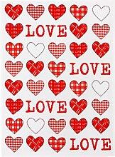 Reduziert: Kracht - Love Geschirrtücher aus