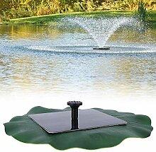 Redxiao Solarbrunnen Wasserpumpe, 8V 1,6 W