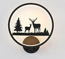 Reeseiy Vintage Schlafzimmer Nachttischlampe Lampe