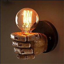 Reeseiy Wandlampe Einfache Industrielle
