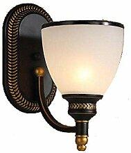Reeseiy Wandleuchte Aluminium Material Lampe Licht