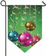 REFFW Frohe Weihnachten buntes neues Jahr
