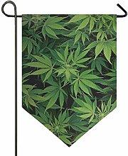 REFFW für Outdoor Lawn Decor Garden Flag