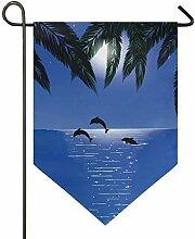 REFFW für Outdoor Lawn Decor Home Banner