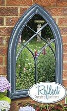 Reflect™ Gotischer Gartenspiegel Aus Echtglas
