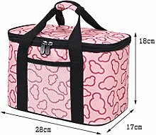 Refrigerated bag Picknicktasche Isolierte tragbare