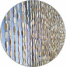 Refue Natürliche Holzperlen-Türvorhang 180-220